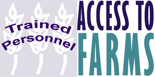 Access to farms logo